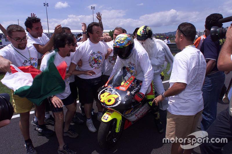 Río 1999 - Campeón del mundo de 250cc