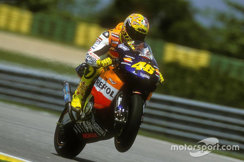Río 2002 - Campeón del mundo de MotoGP