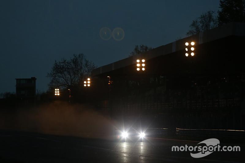 Night testing action