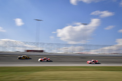 Brendan Gaughan, Richard Childress Racing Chevrolet, Michael Annett, JR Motorsports Chevrolet, Ryan Reed, Roush Fenway Racing Ford