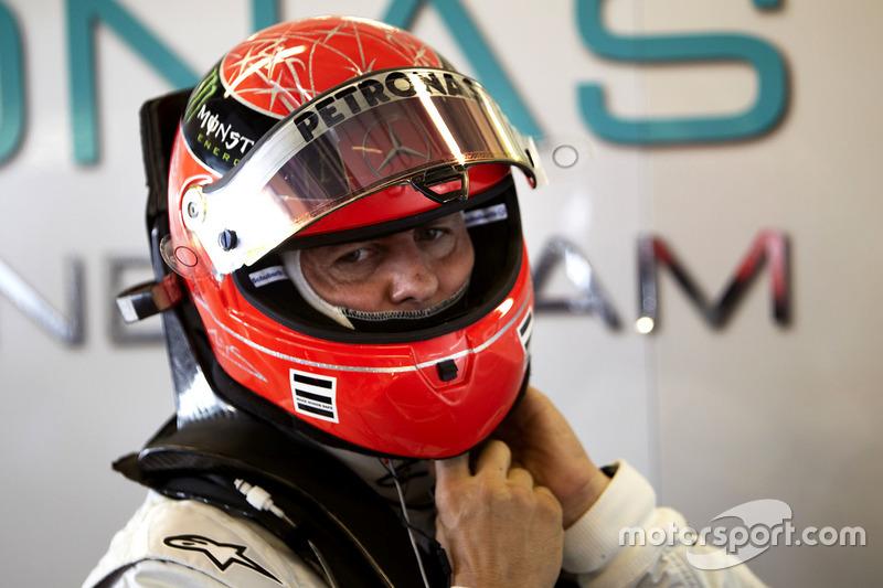 2011: Формула 1 та Mercedes