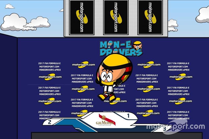 Los MinEDrivers vuelven después de cada ePrix, ¡no te lo pierdas!