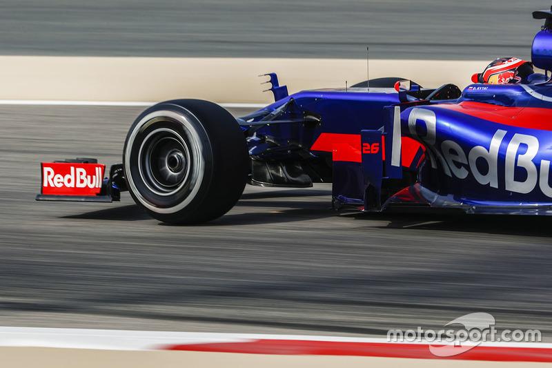 12 місце — Данііл Квят, Toro Rosso. Умовний бал — 8,864