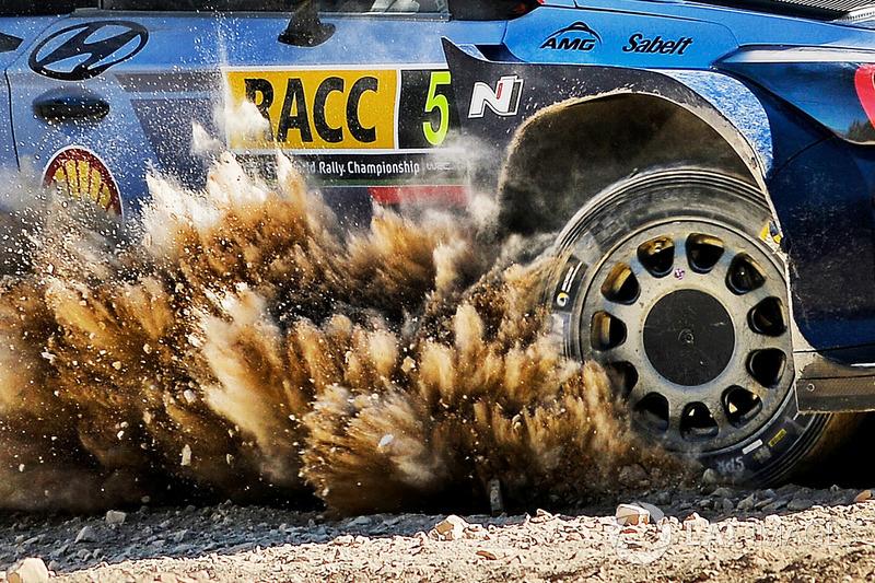 #10: WRC-Rallye Spanien