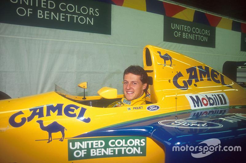 1991 - Benetton