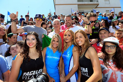 Тьягу Монтейру, Honda Racing Team JAS, Ян Эрлаше, RC Motorsport, Эстебан Герьери, Campos Racing
