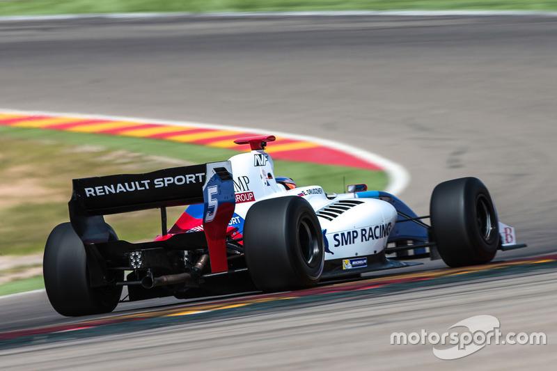 Egor Orudzhev, SMP Racing by AVF