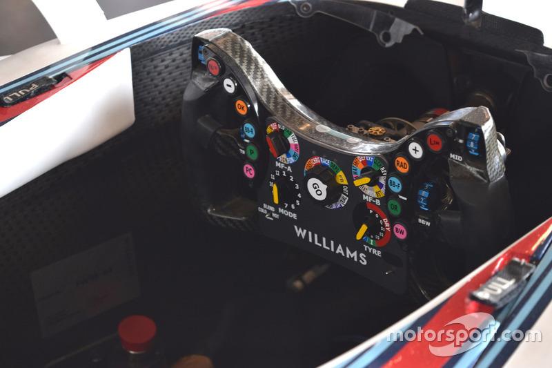 Volante Williams F1