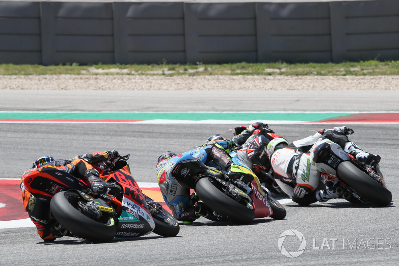 Joan Mir, Marc VDS, Brad Binder, Red Bull KTM Ajo