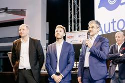 Денніс Ростек, Рене Раст Audi Sport Team Rosberg, Дітер Гасс