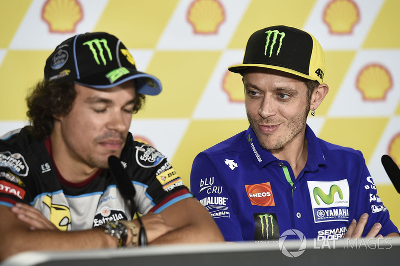 Valentino Rossi, Yamaha Factory Racing, Franco Morbidelli, Marc VDS