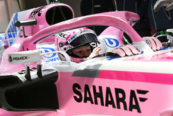 Nikita Mazepin, Sahara Force India F1 VJM11