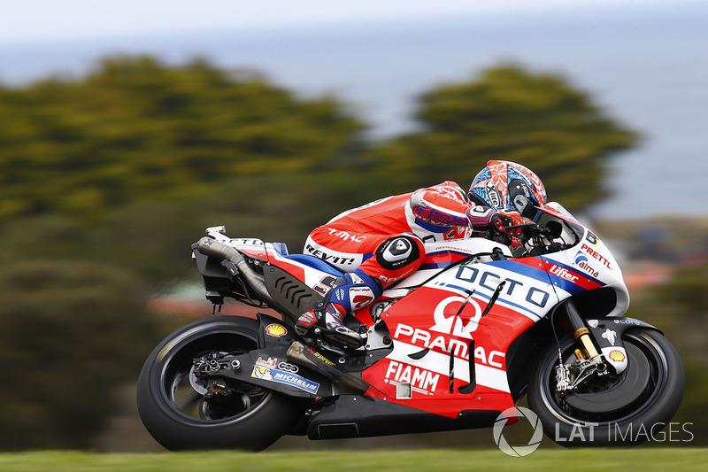 21. Danilo Petrucci, Pramac Racing