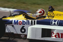 Nelson Piquet, Williams FW11B Honda