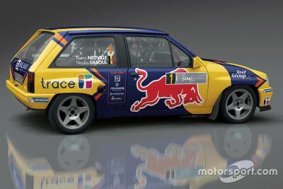 Opel Corsa Тьерри Невилля