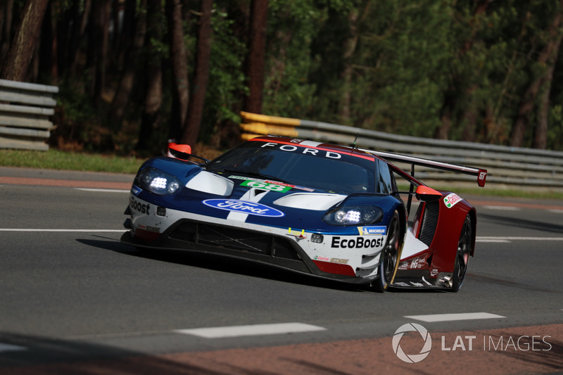 5. LMGTE-Pro: #68 Ford Chip Ganassi Racing, Ford GT