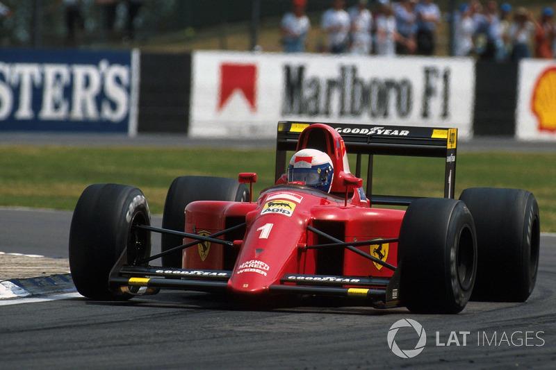 1990 - Ferrari 641