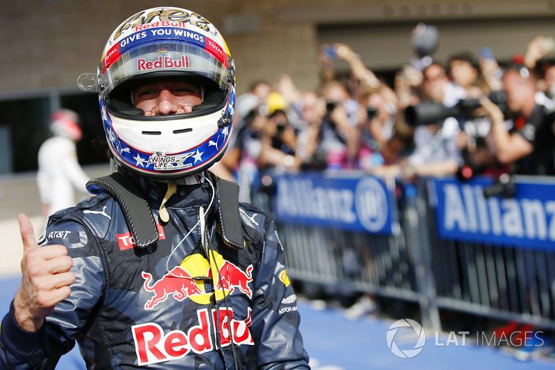 Daniel Ricciardo (Evel Knievel)