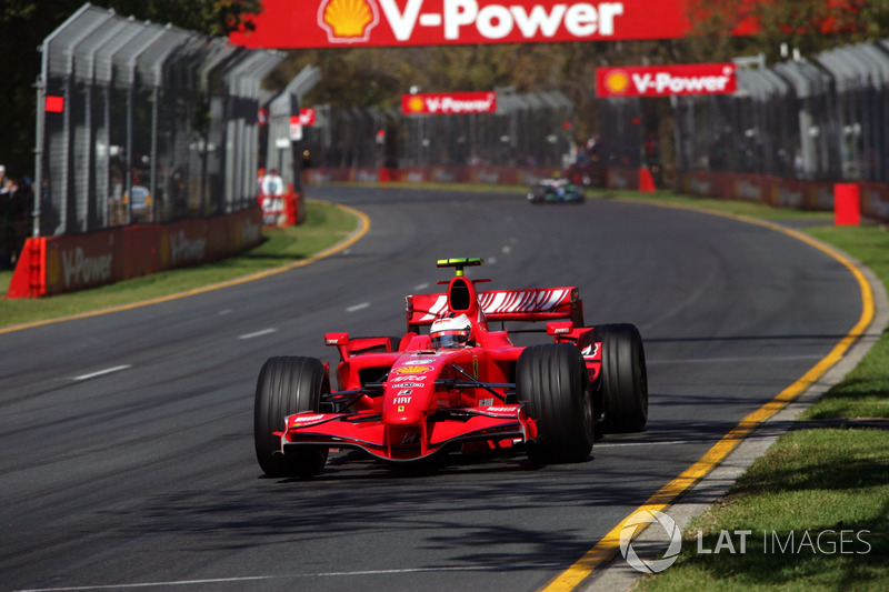 Gran Premio d'Australia - 2007