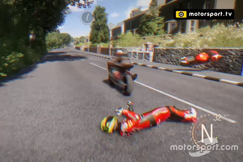 Kecelakaan di TT Isle of Man