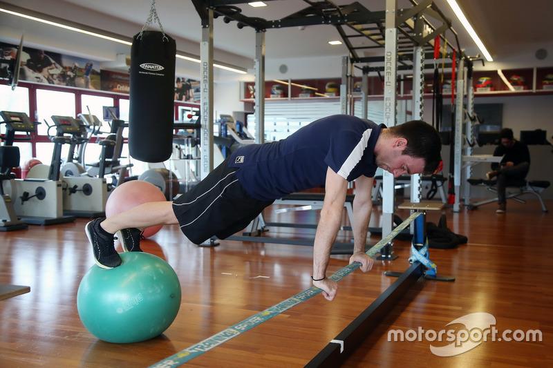 BMW Motorsport, Fitness week