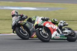 Johann Zarco, Monster Yamaha Tech 3, Cal Crutchlow, Team LCR Honda
