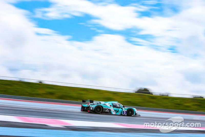 #5 Nefis By Speed Factory, Ligier JS P3 - Nissan: Тимур Богуславський, Олексій Чуклін, Данило Проненко