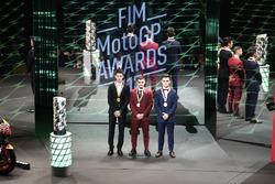 Joan Mir, Leopard Racing, Romano Fenati, Marinelli Rivacold Snipers, Aron Canet, Estrella Galicia 0,0