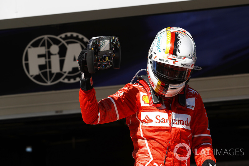 Brazilian GP - Winner: Sebastian Vettel