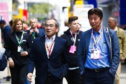Katsushi Inoue, President of Honda Motor Europe