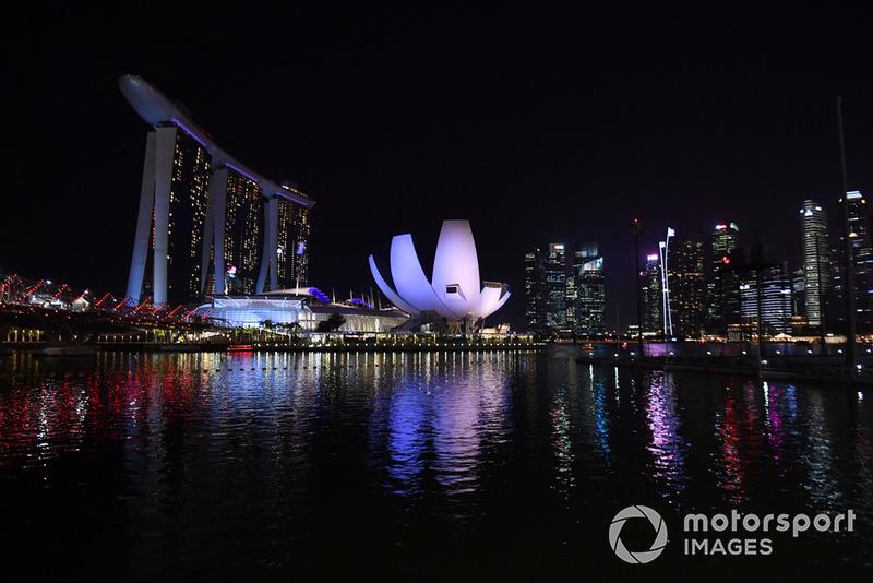 Szingapúr a Forma-1-ben