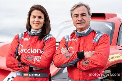 Sainz XE Team lansmanı