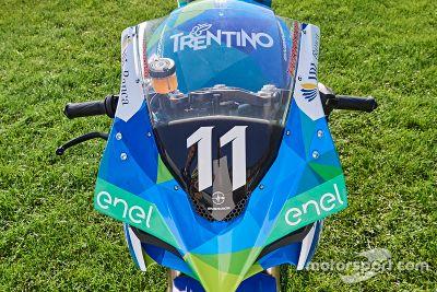 Lanzamiento Team Gresini MotoE