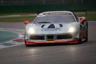 #199 Ferrari 488, Scuderia Autoropa: Ingvar Mattson
