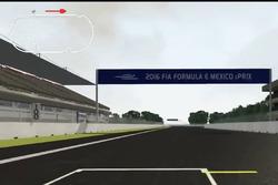ePrix di Città del Messico, video Punto Simu