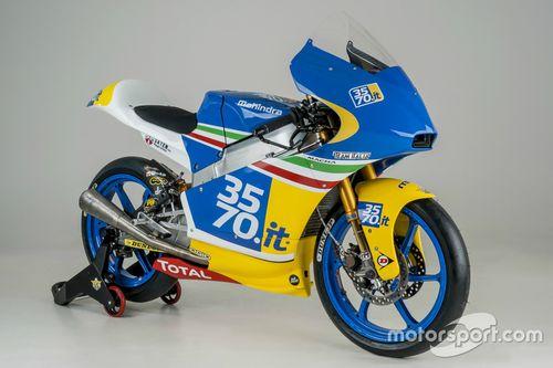 Présentation de l'équipe 3570 Team Italia