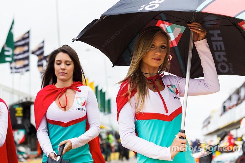 Brazil rajtrácslányok