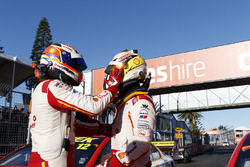 1. Scott McLaughlin, Team Penske Ford; 2. Fabian Coulthard, Team Penske Ford