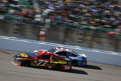 Erik Jones, Furniture Row Racing Toyota and Ricky Stenhouse Jr., Roush Fenway Racing Ford