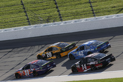 Denny Hamlin, Joe Gibbs Racing Toyota Matt Kenseth, Joe Gibbs Racing Toyota