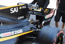 Задняя часть Renault Sport F1 Team RS17