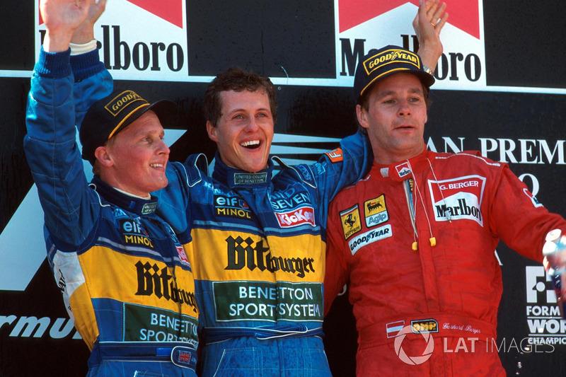 1995 西班牙大奖赛