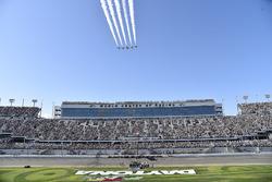 Flyover for the start of the 60th Daytona 500