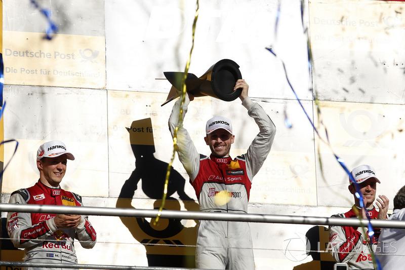 Рене Раст став чемпіоном 2017 року