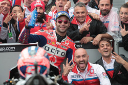 Le troisième, Danilo Petrucci, Pramac Racing
