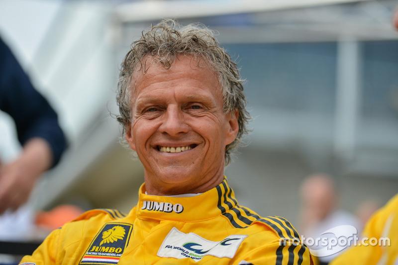 ヤン・ラマース(F1出走 41回):#29 Racing Team Nederland Dallara P217