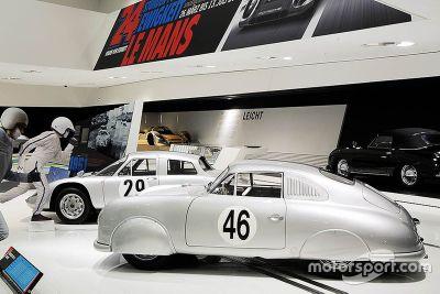 Porsche 356 retrospective
