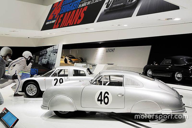 356 SL Coupe, Le Mans 1951, Porsche AG