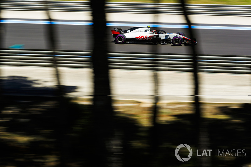 10. Kevin Magnussen, Haas F1 Team VF-18