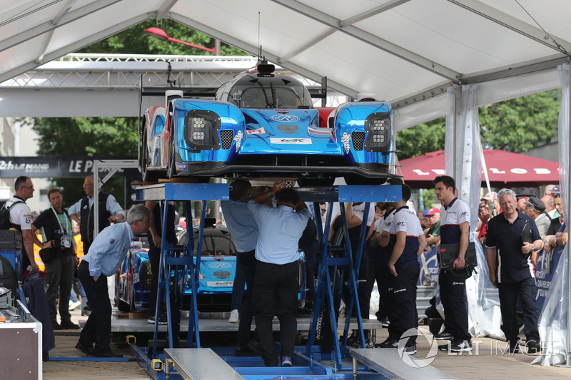 #11 SMP Racing BR Engineering BR1